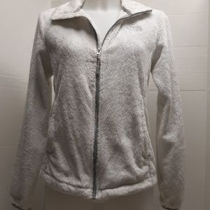 The North Face size small womens fury soft white